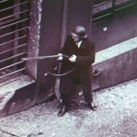 Boj o budovu rozhlasu na Vinohradech v květnu 1945